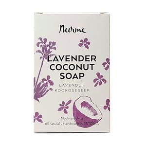 Nurme vahune lavendli- ja kookoseseep 100g