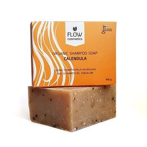 Flow tahke šampoon saialille ja meega 100g