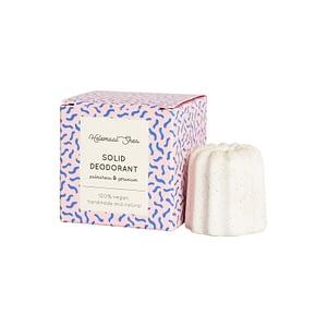 HelemaalShea tahke deodorant palmarosa ja geraaniumiga 23g