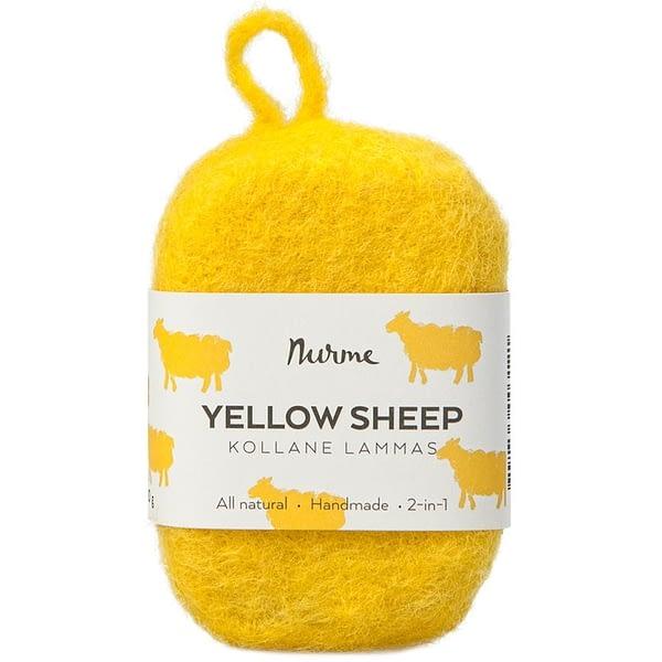 Nurme vilditud seep Kollane lammas 100g