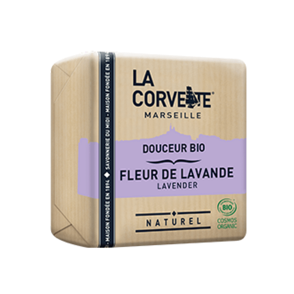 La Corvette looduslik seep lavendli aroomiga 100g