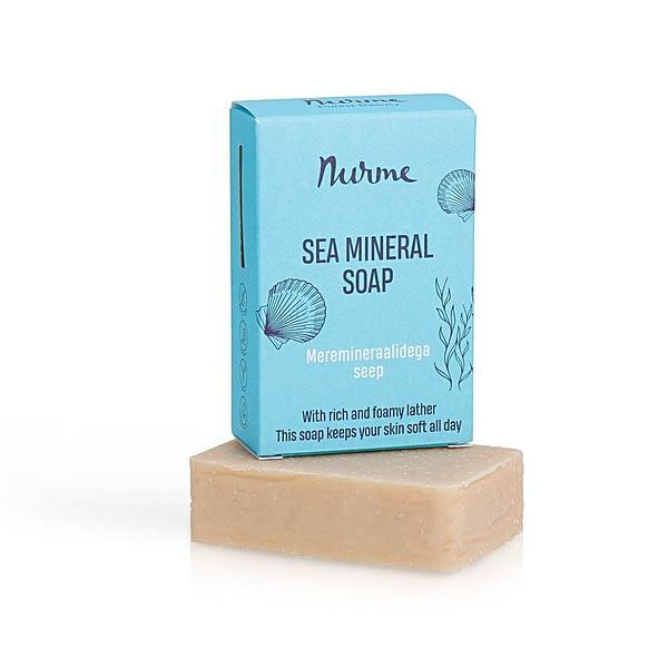 Nurme looduslik seep meremineraalidega