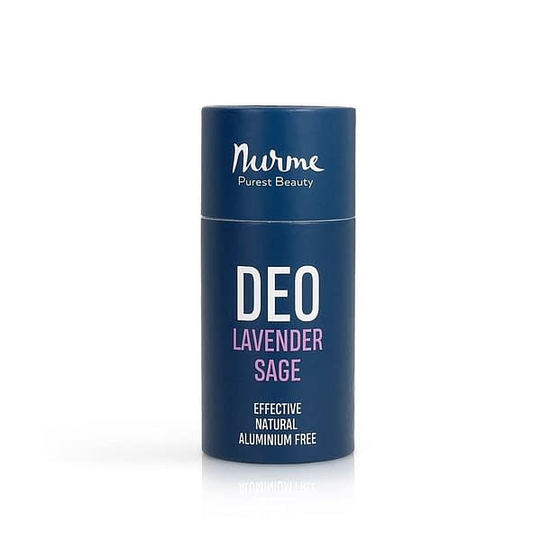 Nurme looduslik deodorant lavendli ja salveiga 80g toote pilt