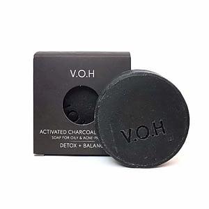 V.O.H detox seep aktiivsöe ja teepuuõliga 90g