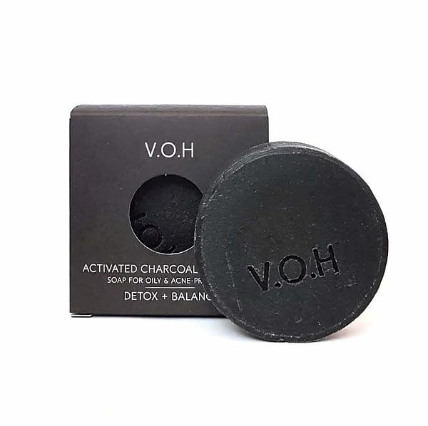 voh detox seep aktiivsöe ja teepuuõliga 90g