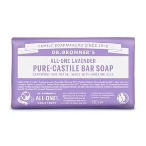 Dr. Bronner's tükiseep (lavendel) 140g
