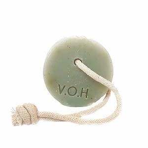 V.O.H sinise savi seep lavendliga, nööriga 90g
