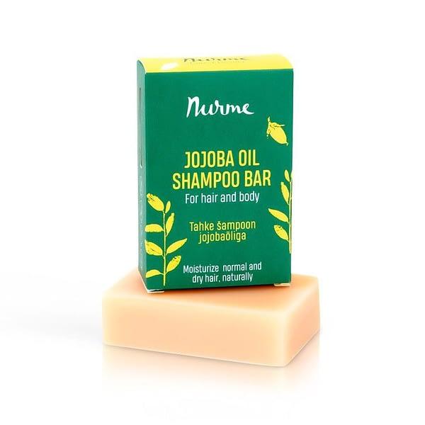 Nurme tahke šampoon jojoba õliga 100g
