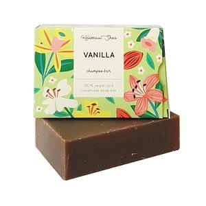 HelemaalShea vanilje tahke šampoon 110g