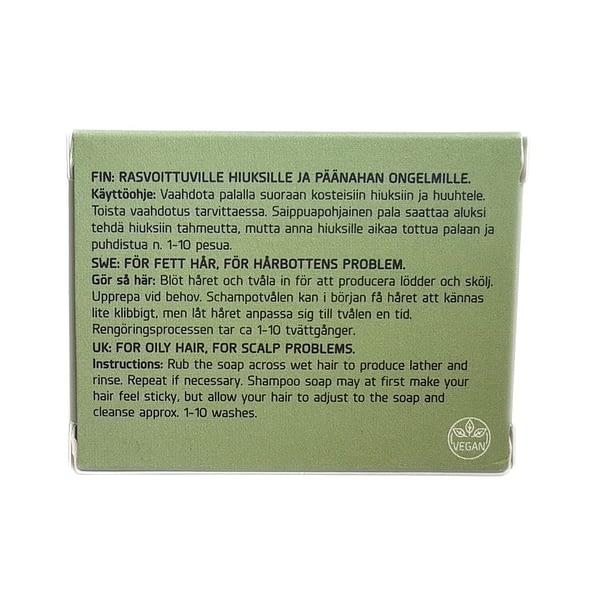 Flow tahke šampoon teepuuõliga 100g