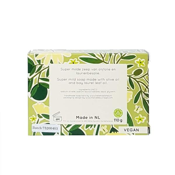 HelemaalShea seep oliivi- ja loorberiõliga