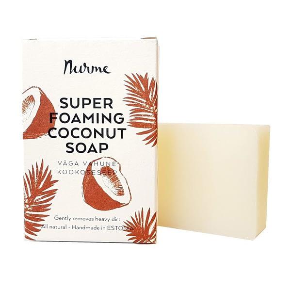 Nurme väga vahune kookoseseep 100g