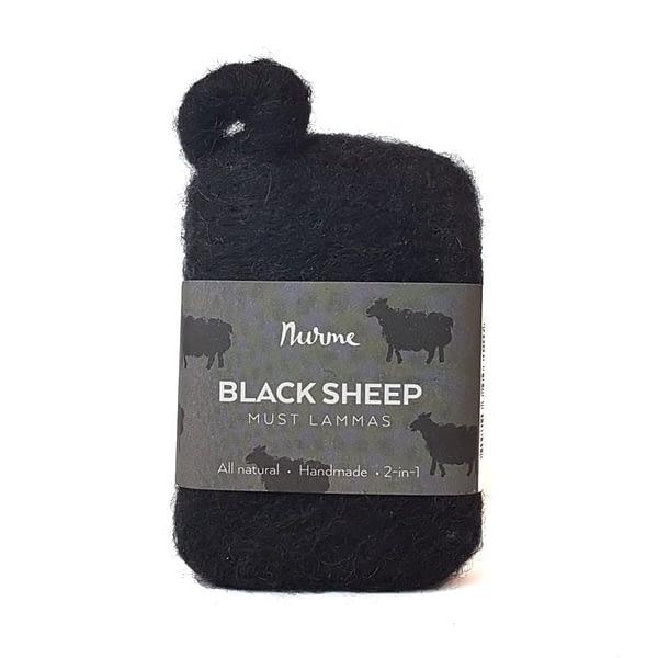 Nurme vilditud männitõrvaseep Must lammas 100g