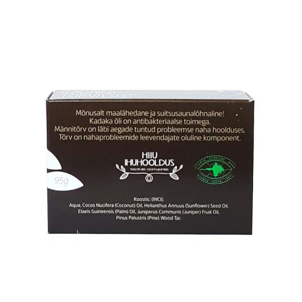 Hiiu ihuhooldus kadaka-türvaseep toote pilt