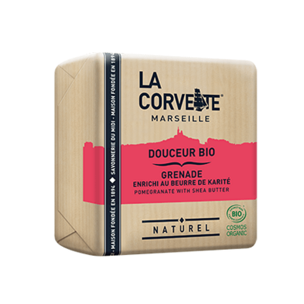 La Corvette looduslik seep granaatõuna aroomiga 100g