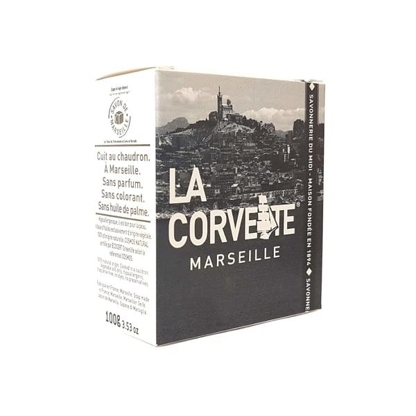 Marseille seep oliiviõliga (72% extra pur) 100g