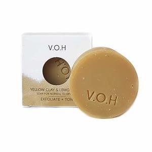 V.O.H kollase savi seep sidrunheinaga 90g