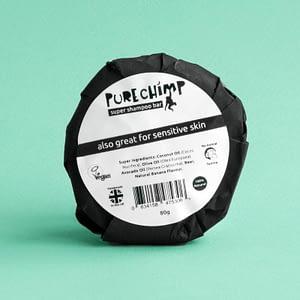 PureChimp tahke šampoon 80g