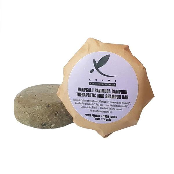 Kokos Haapsalu ravimuda tahke šampoon