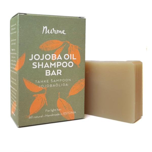 Nurme tahke šampoon jojobaõliga 100g