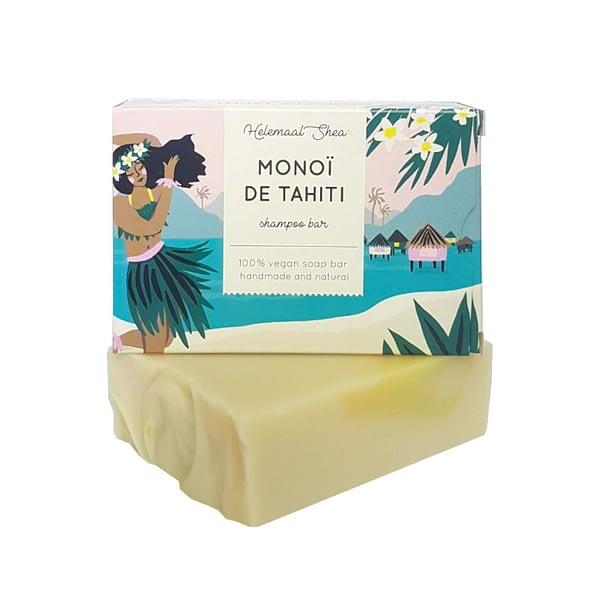 HelemaalShea Monoi de Tahiti tahke šampoon