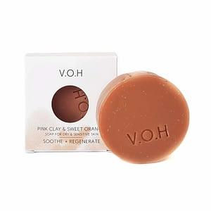 V.O.H roosa savi seep apelsiniga 90g