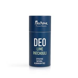 Nurme looduslik deodorant laimi ja patšuliga 80g