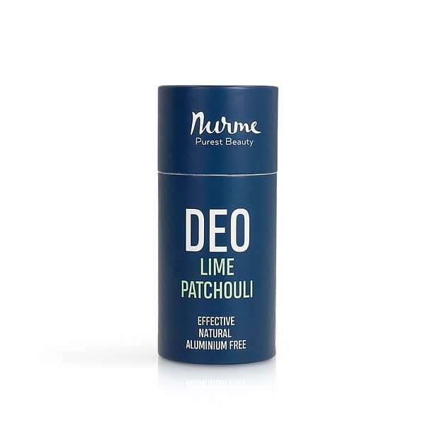 Nurme looduslik deodorant laimi ja patšuli 80g toote pilt