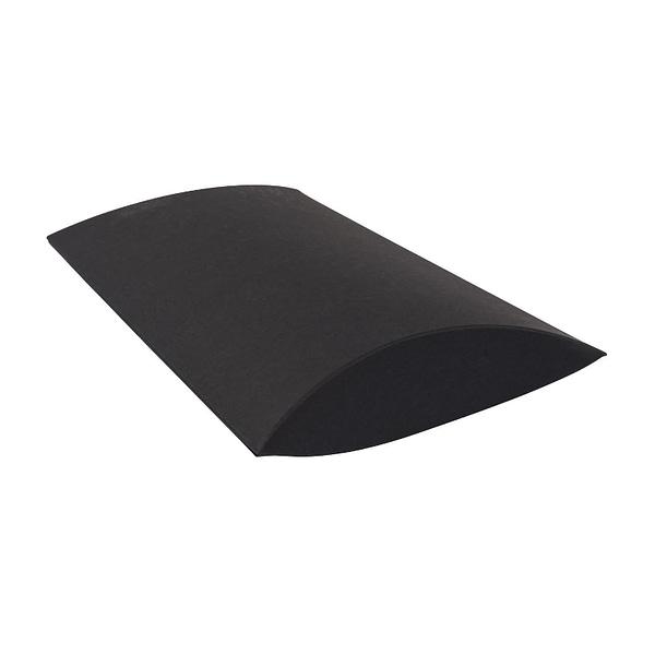 Ovaalne kinkekarp must s